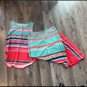 Liz Claiborne outfit set